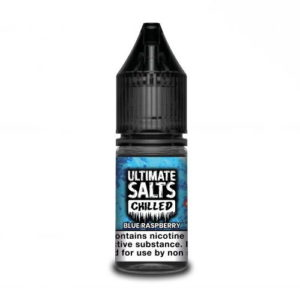 Ultimate Salts Chilled 10ml Blue Raspberry