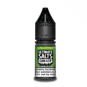Ultimate Salts Chilled 10ml Watermelon Apple