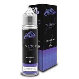 Fog Clown E-liquid - Energy Series Blackcurrant