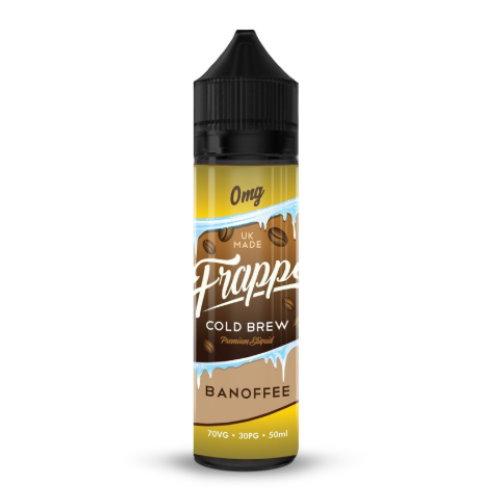 Frappe E-Liquid - Banoffee