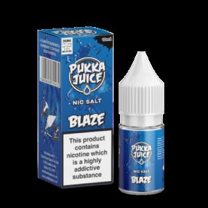 Pukka Juice Nic Salt Blaze E-Liquid