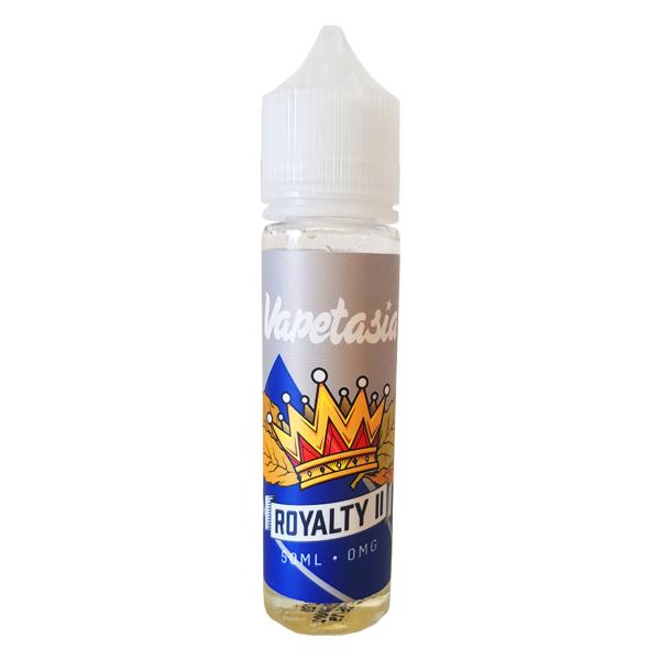 Vapetasia E liquid – Royalty II