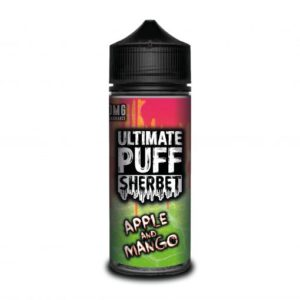 Apple & Mango - Ultimate Puff Sherbet