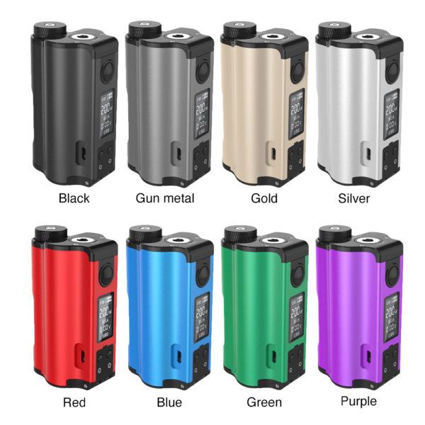 DOVPO TOPSIDE DUAL TOP FILL SQUONK MOD