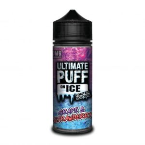 Grape & Strawberry - Ultimate Puff on Ice