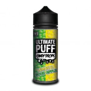 Lemon & Sour Apple - Ultimate Puff Candy Drops