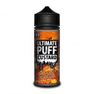 Maple Syrup - Ultimate Puff Custard