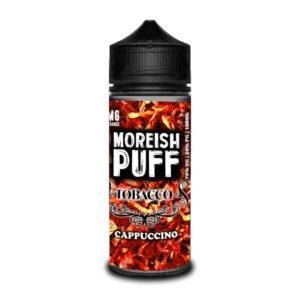 Moreish Puff Cappucino Tobacco E-Liquid