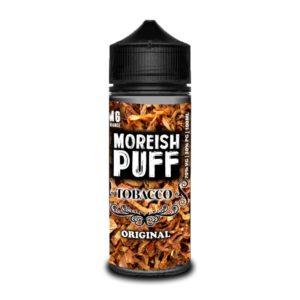 Moreish Puff Original Tobacco E-Liquid