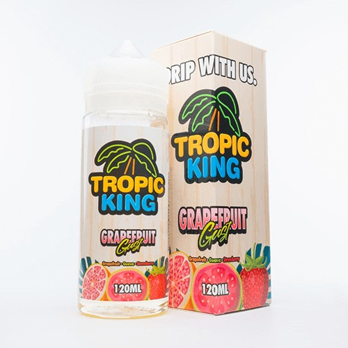 Tropic King - Grapefruit Gust E-liquid