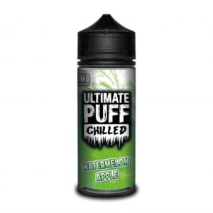 Watermelon Apple - Ultimate Puff Chilled