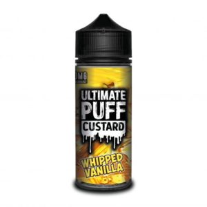 Whipped Vanilla - Ultimate Puff Custard